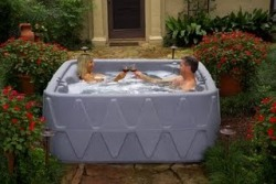 best reviews tub ground lifesmart tubs value hot above antigua